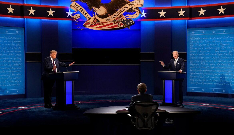 Six Takeaways From the First Presidential Debate