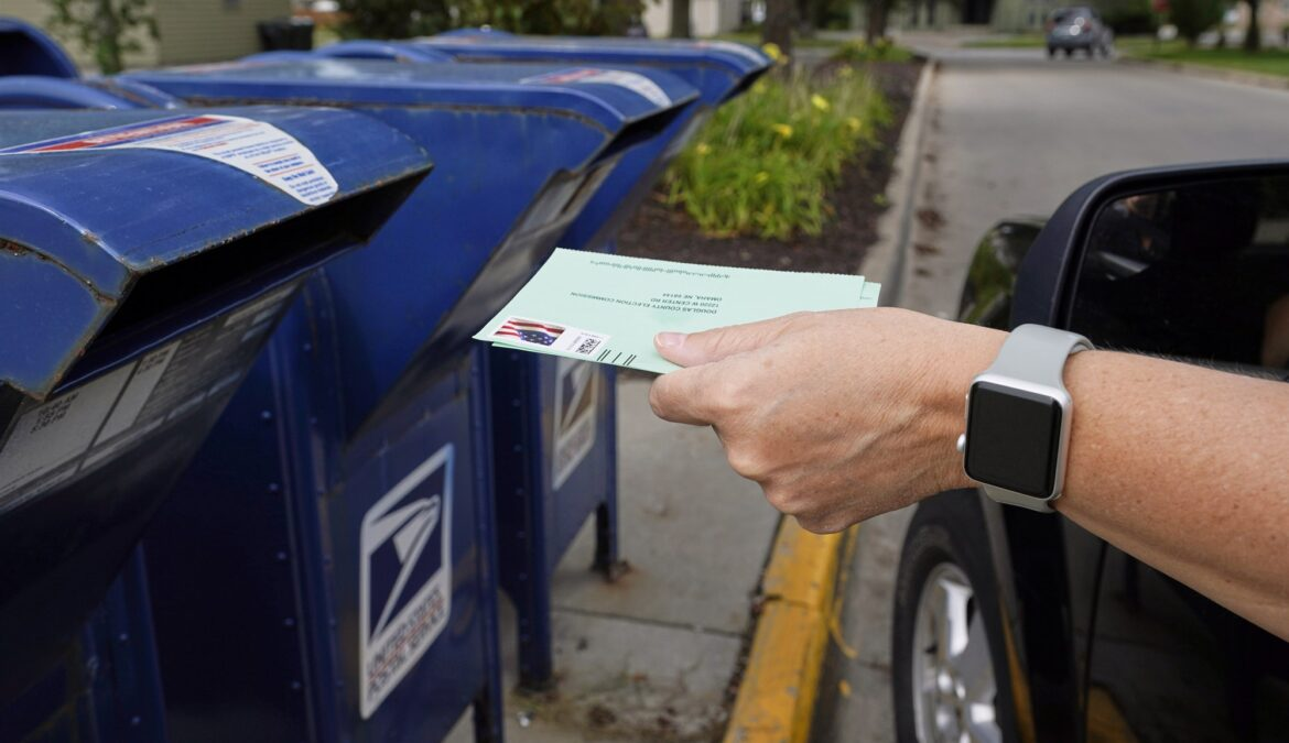 Postal Service must process election mail on time, judge rules