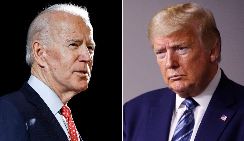 Biden up 10 points after Trump contracts coronavirus, 59% say postpone Oct. 15 debate until he recovers