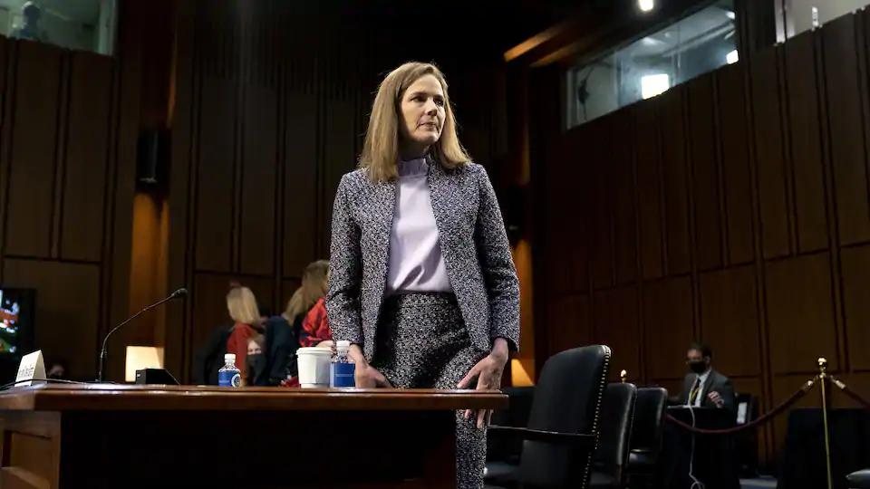 Amy Coney Barrett confirmation hearing live updates: 'We have the votes,' McConnell says of nomination