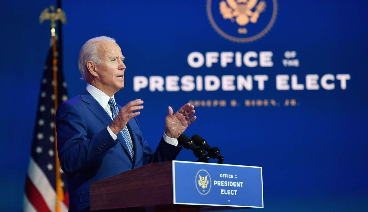 US election 2020 results live: Trump reaction to Biden President-elect | updates