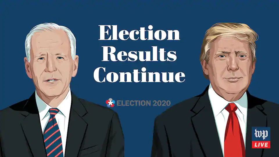 Election 2020 live updates: Biden takes lead in count in Pennsylvania and Georgia, where recount is expected